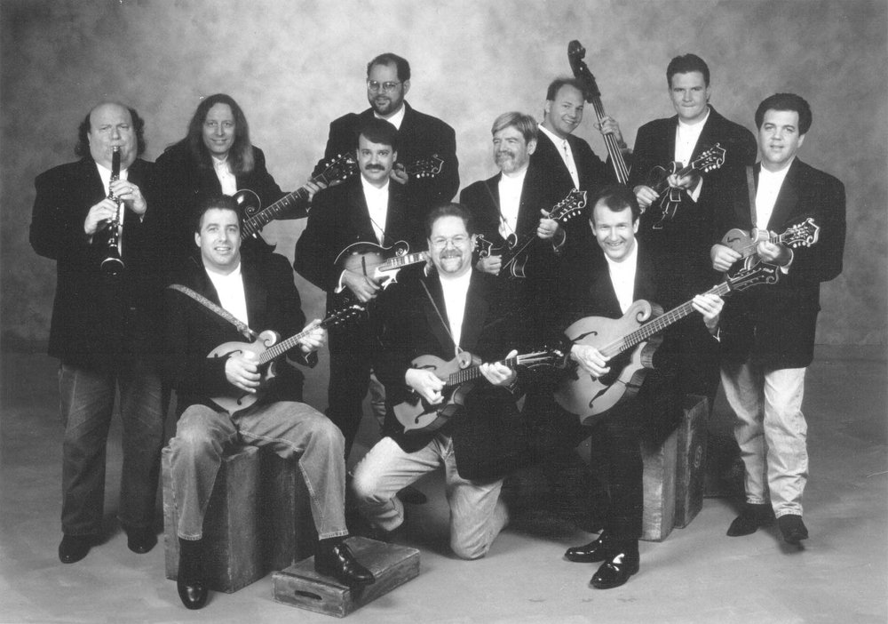 Nashville Mandolin Ensemble Photo courtesy:  NME
