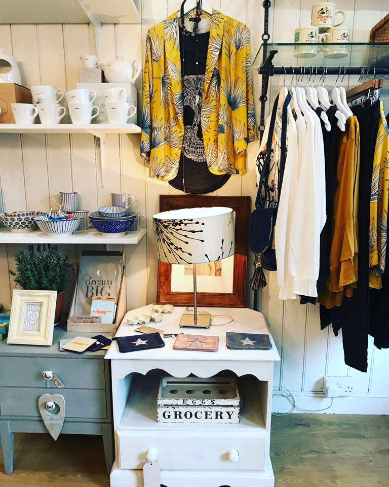 New stock always arriving... check out our fantastic AW17 collection, fab gift ideas and even up-cycled furniture. - #crystalpalace #boutique