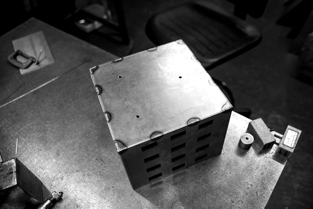 STEP 4B – Welding