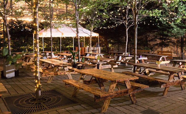 Uptown Beer Garden - 1735 Market Street