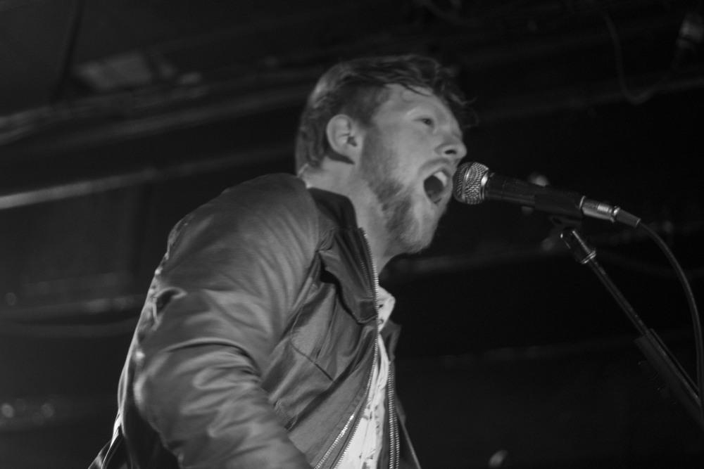 The Luke Austin Band - EP Release - Horseshoe Tavern2