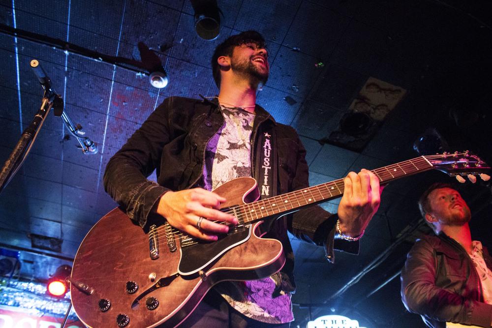 The Luke Austin Band - EP Release - Horseshoe Tavern4