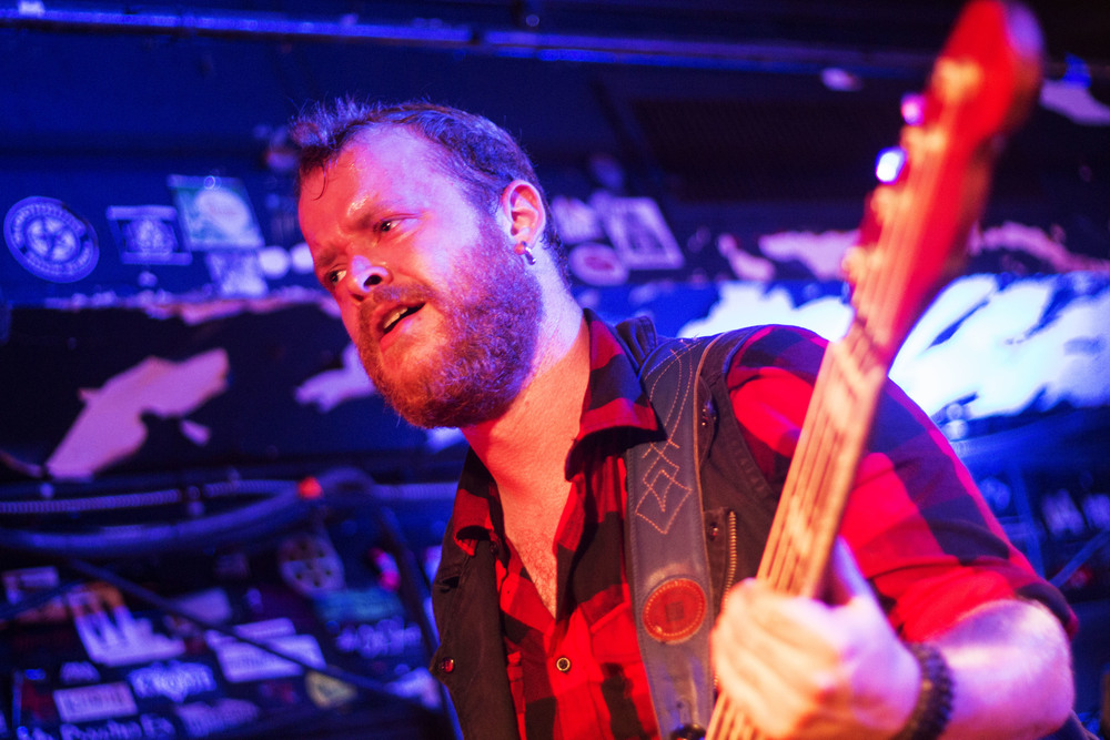 The Luke Austin Band - EP Release - Horseshoe Tavern