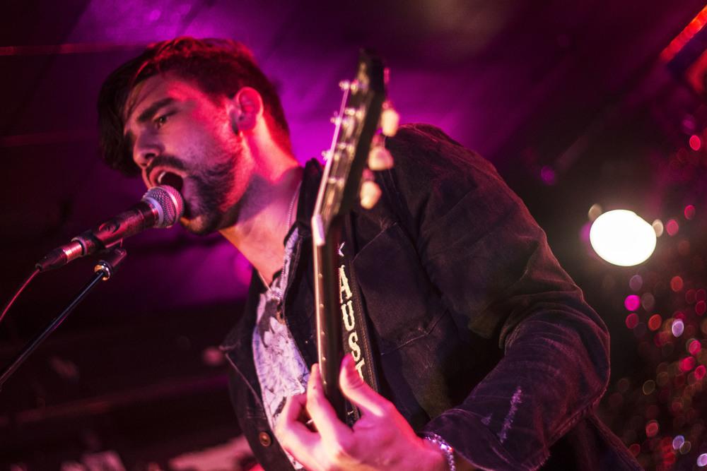 The Luke Austin Band - EP Release - Horseshoe Tavern6