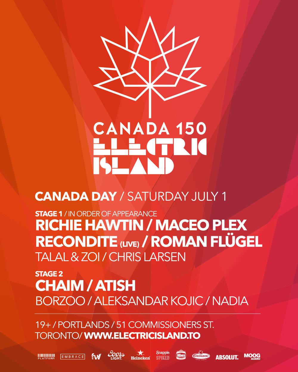Electric island_Canada