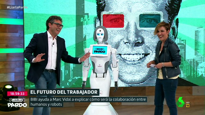 Marc Vidal en Liarla Pardo de La Sexta