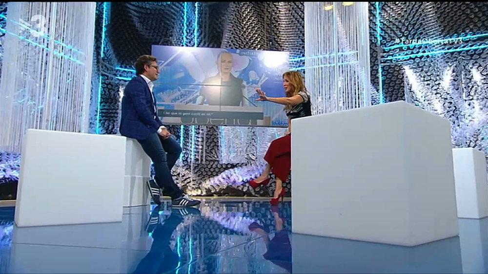 Marc Vidal en Tarda Oberta de TV3