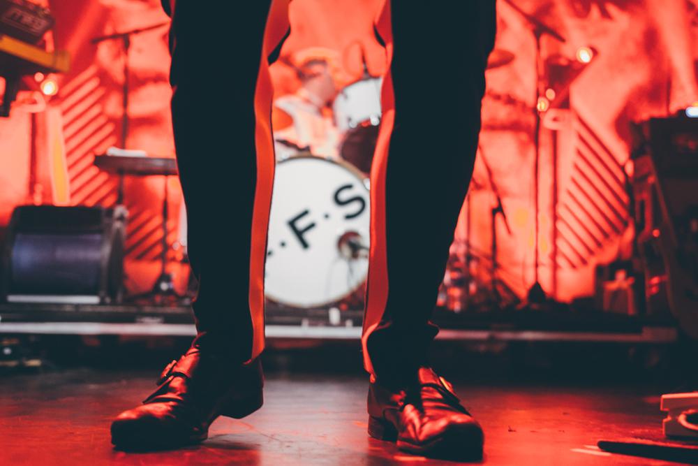 FFS {Franz Ferdinand + Sparks}