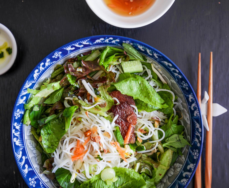 Vietnamese Bun Noodles