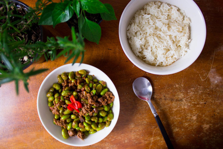 Mamma Li's Edamame Beans