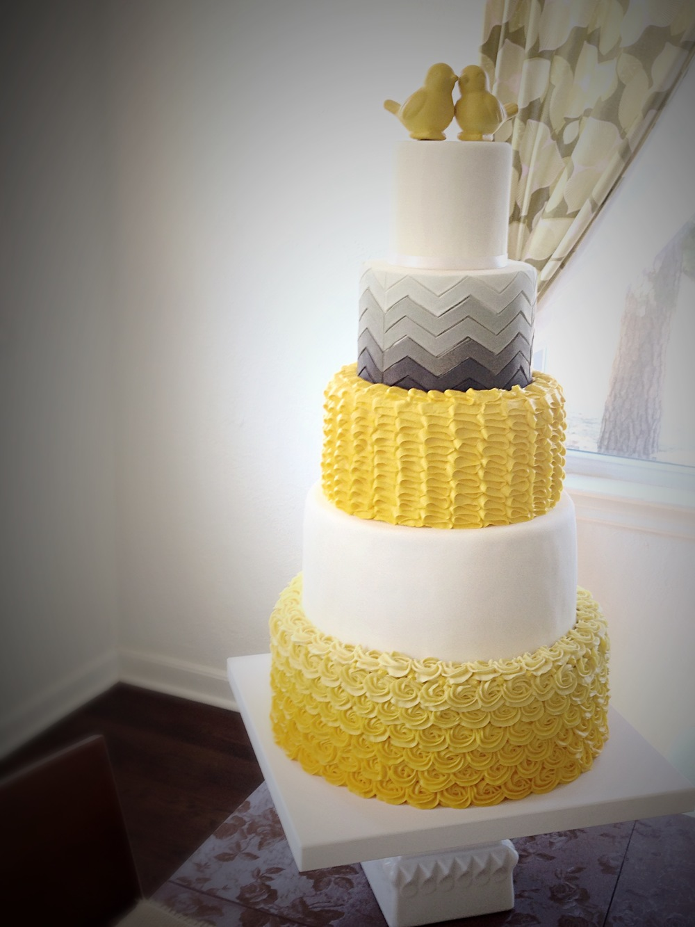 WEDDINGS — Whipped Cakes