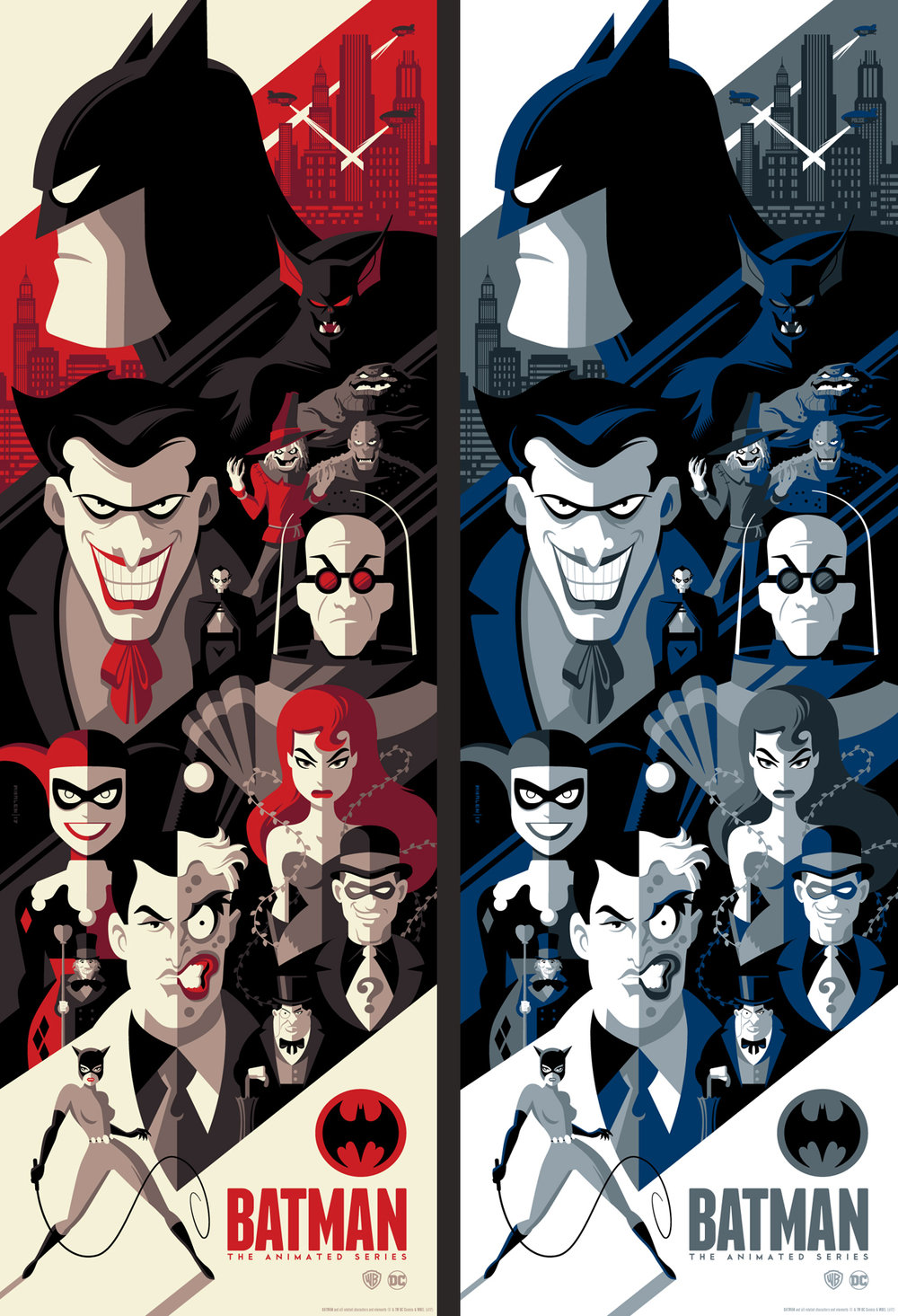 batman the animated series strongstuff
