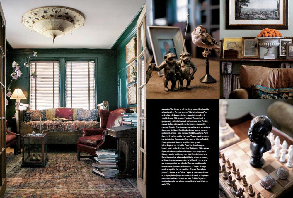 Domestic Art Curated Interiors JWB