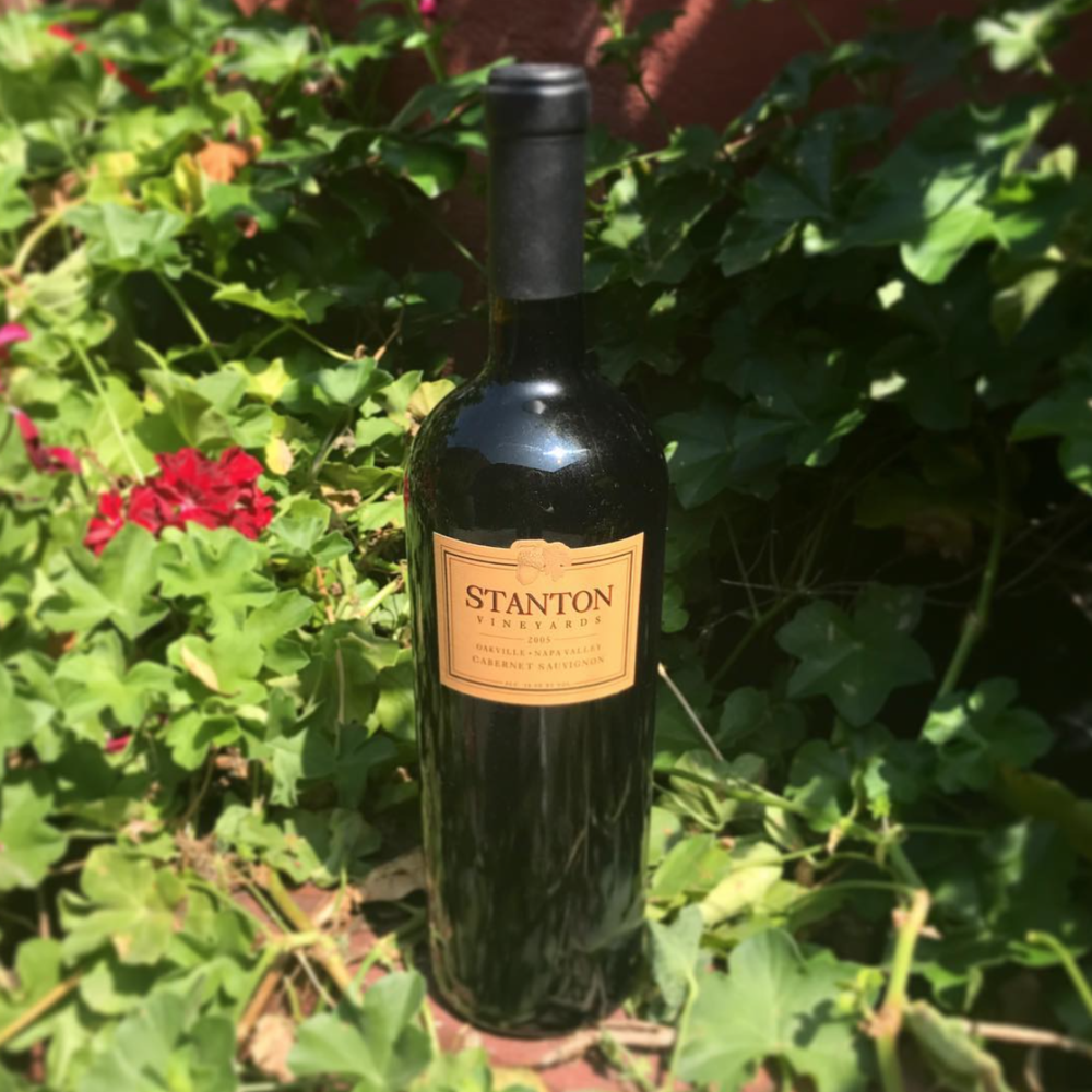 Stanton Vineyards Cabernet Sauvignon 2005 $84.99