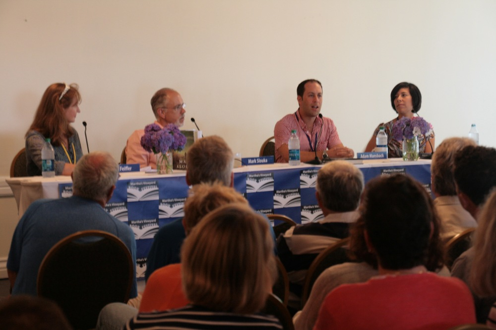 Coming of Age Novels Panel.jpg