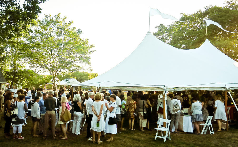 2015 Martha's Vineyard Book Festival