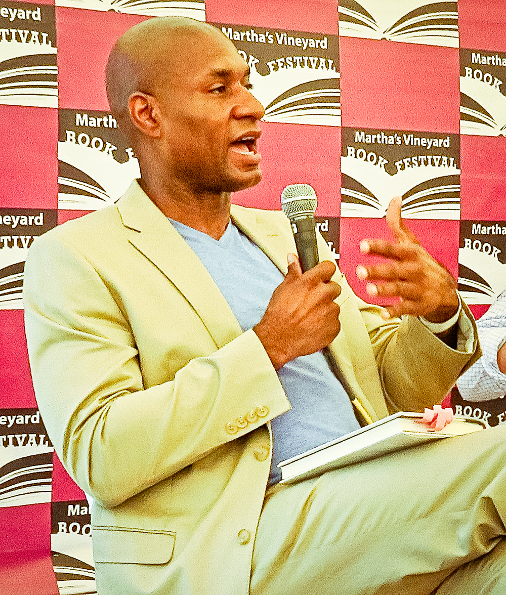 New York Times columnist Charles Blow