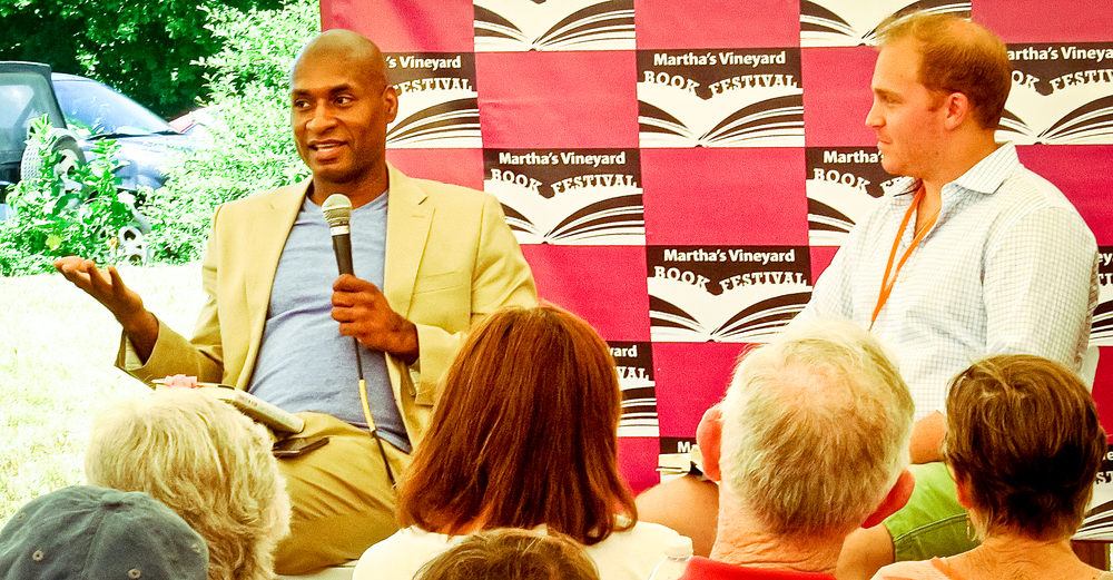 Charles Blow and Jeremy Hobson