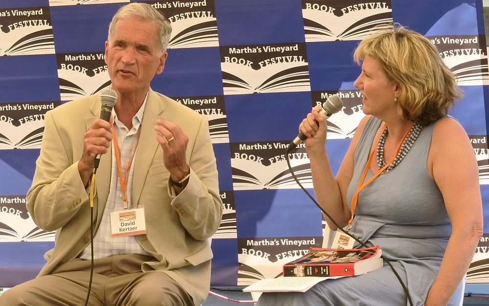 David Kertzer and Jane Seagrave