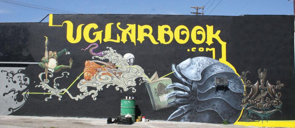 Christopher Brand, Evan Skrederstu, Jose Lopez, Steve Martinez & Espi.La Brea & Venice - Mid-City Los Angeles, CA. 2009