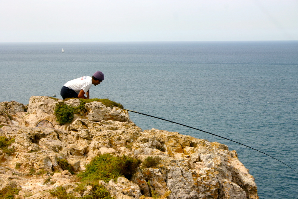 Sagres Portugal - Westernmost point of European Continent - At least that's what they say....JPG