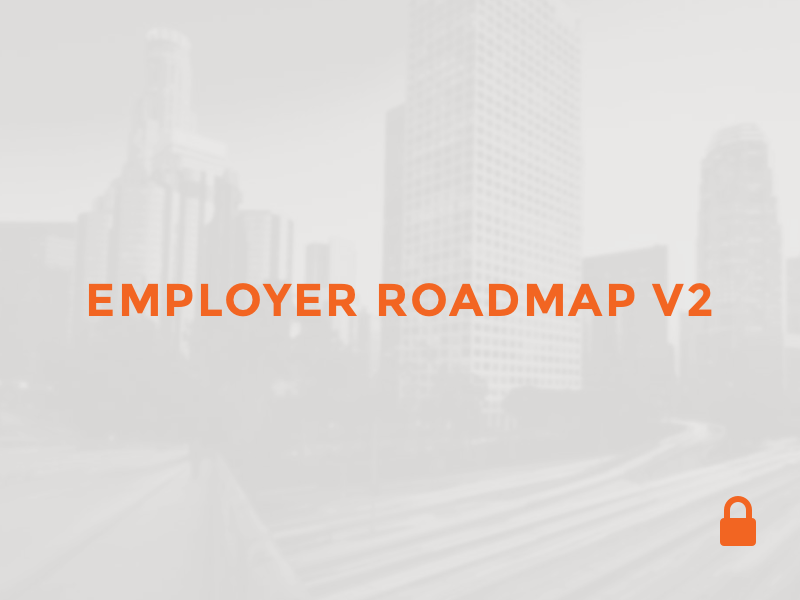 Employer Roadmap v2