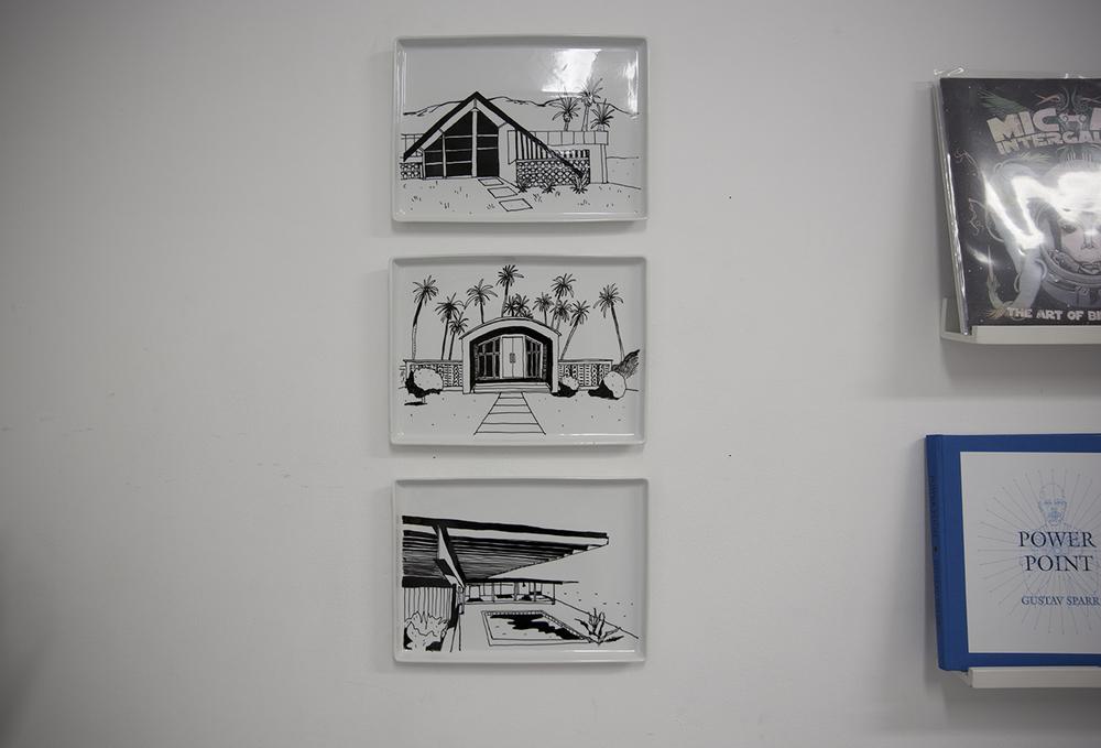 Midcentury Modern Houses No. 9-11