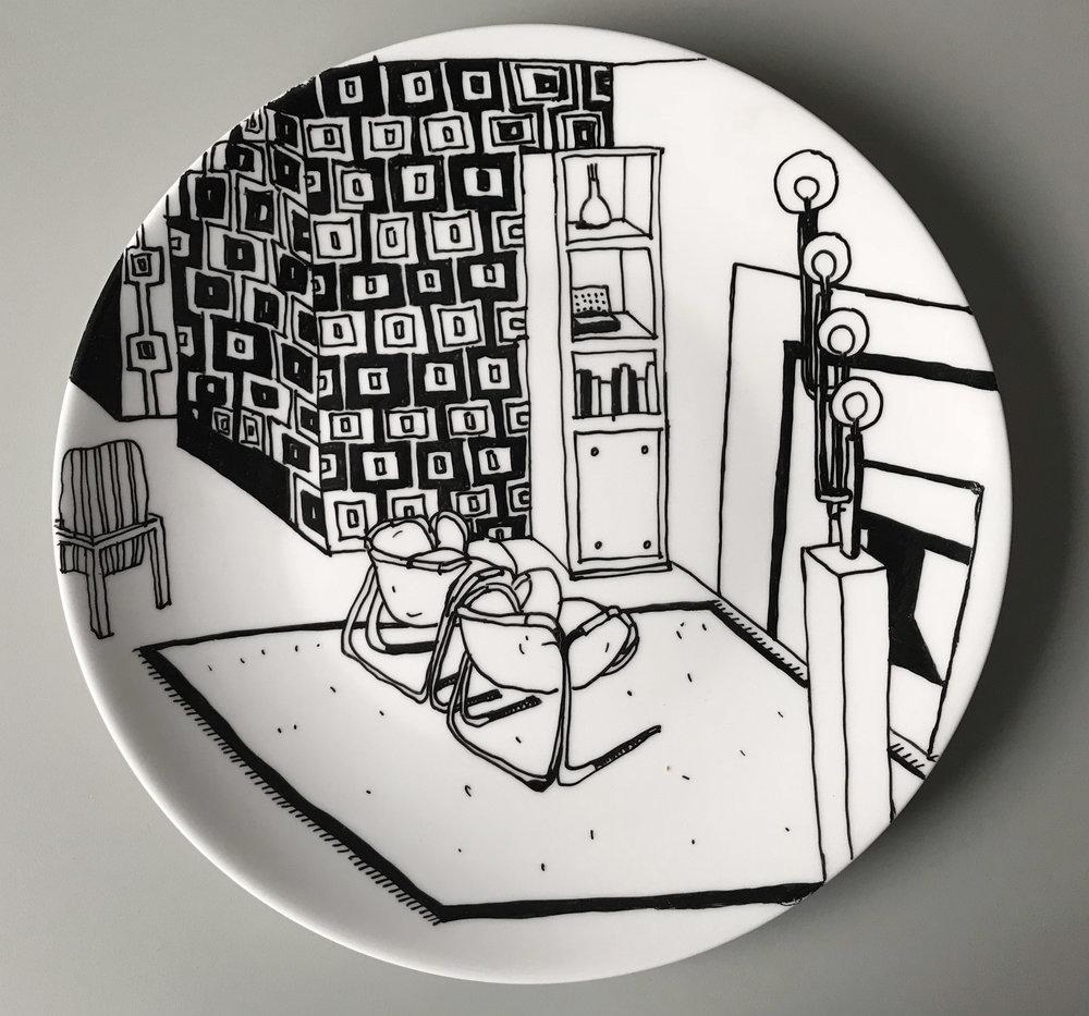 Midcentury Modern Interior No.15