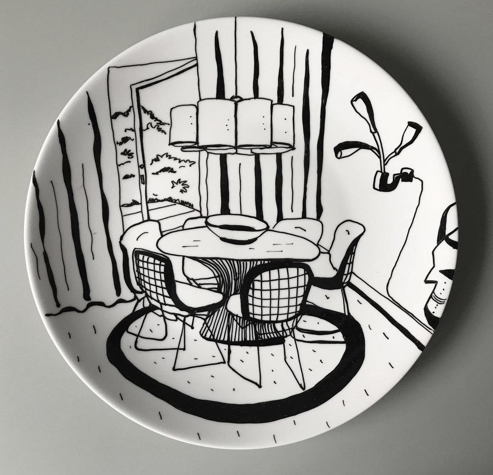 Midcentury Modern Interior No.21