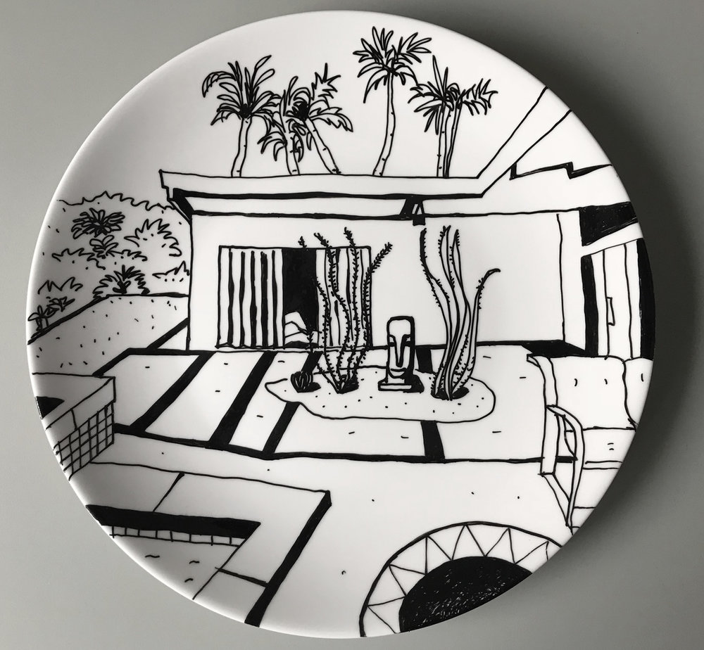 Midcentury Modern Interior No.20