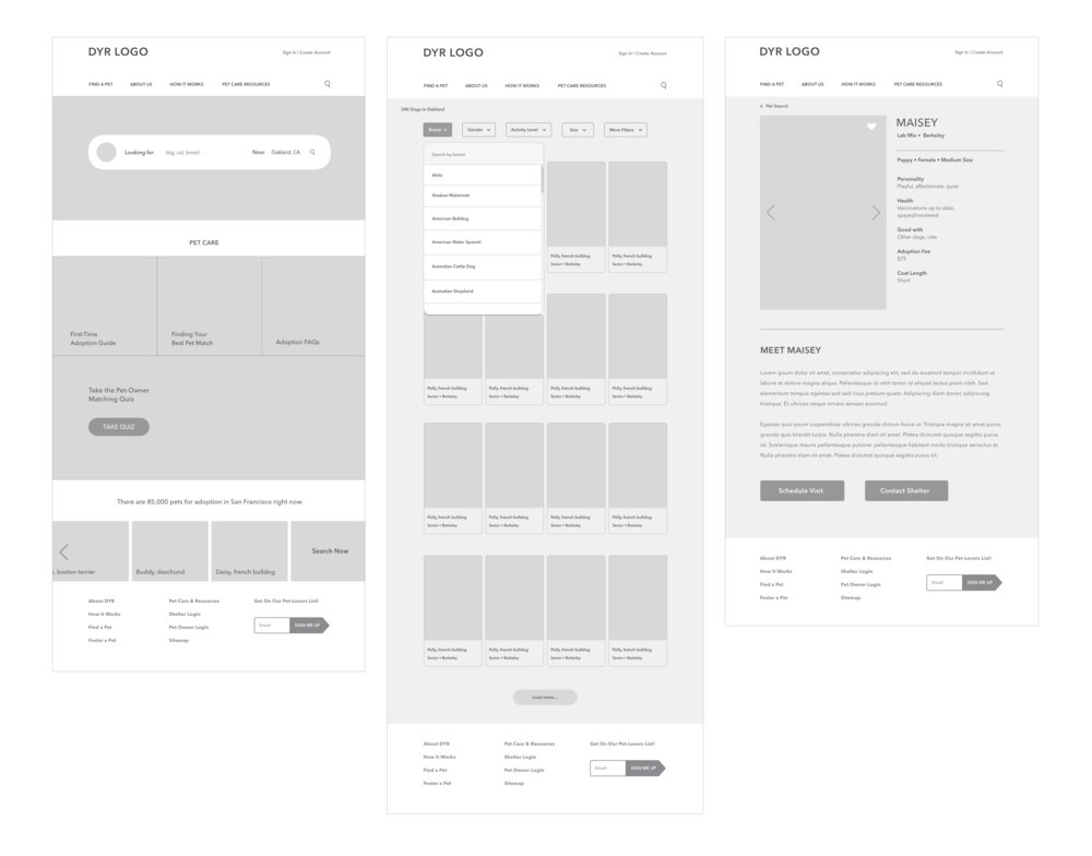 PetMatch_Wireframes_keyscreens.png