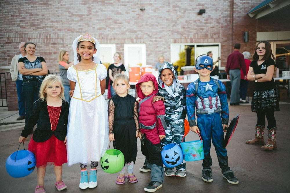 Halloween means the ghosts, goblins, superheroes, and fairytale princesses all come out for a sweet night of fun and indulgence with friends, family, and neighbors.