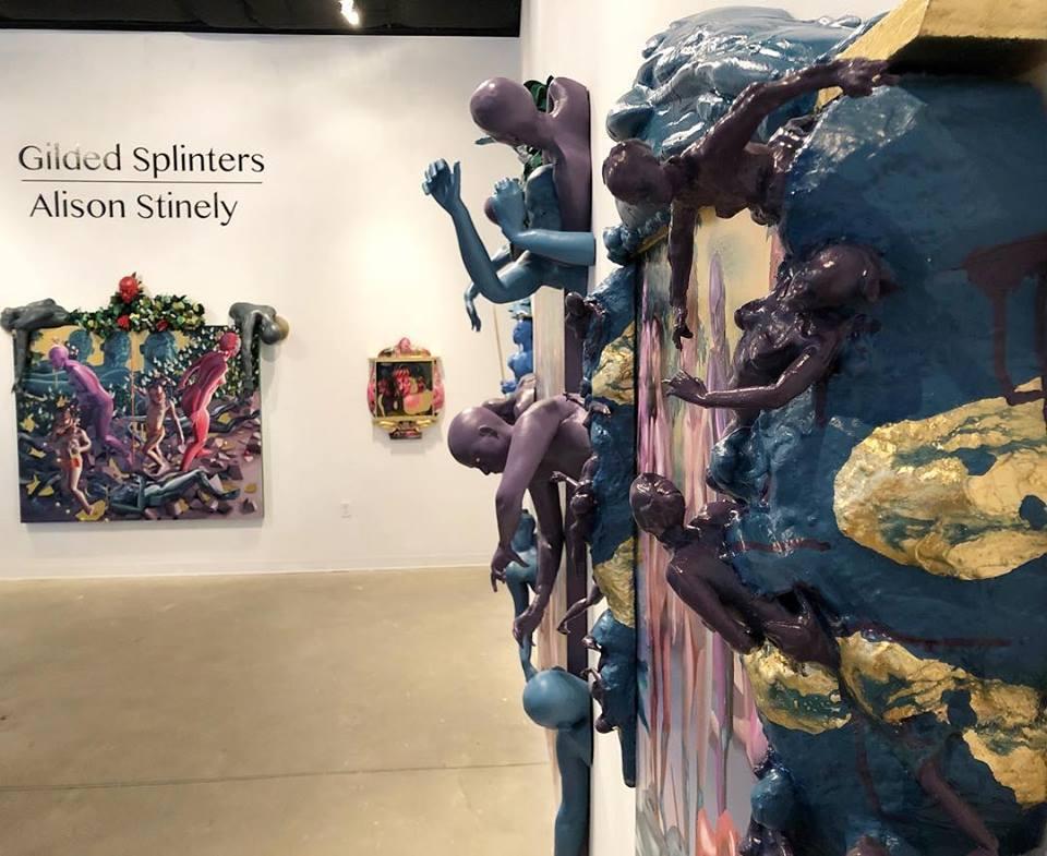 Gilded Splinters -