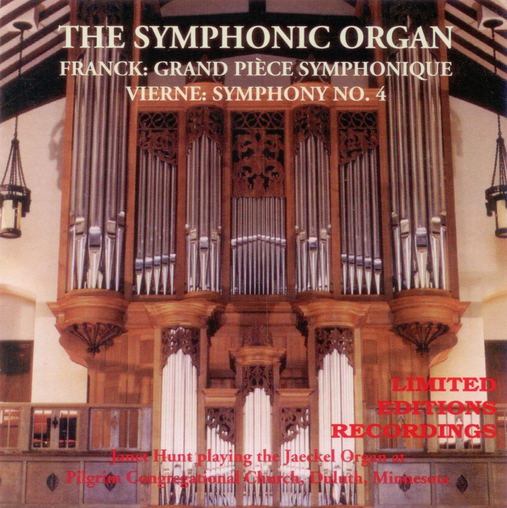 Vierne CD cover