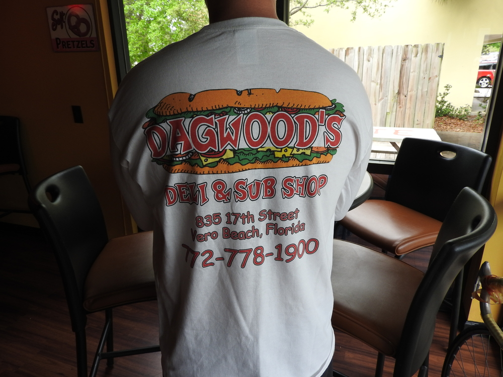 Dagwood Long Sleeved Back