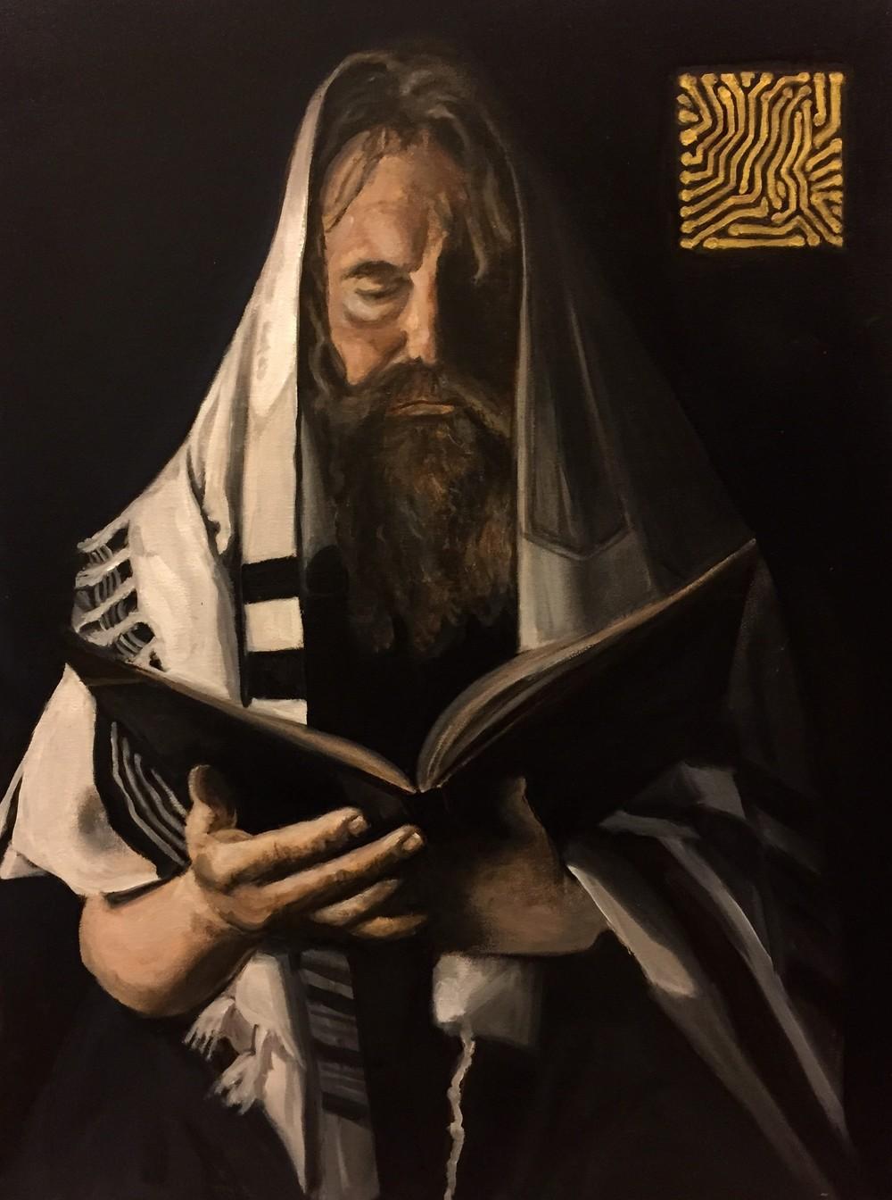 A Simulated Rabbi