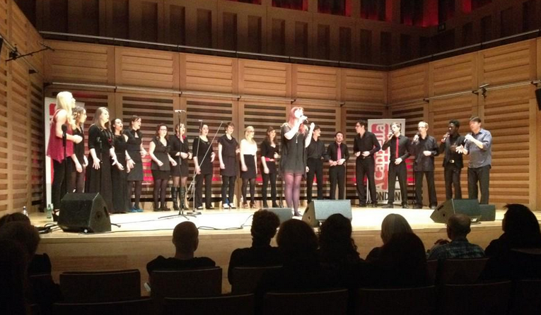London A Cappella Festival, 2012