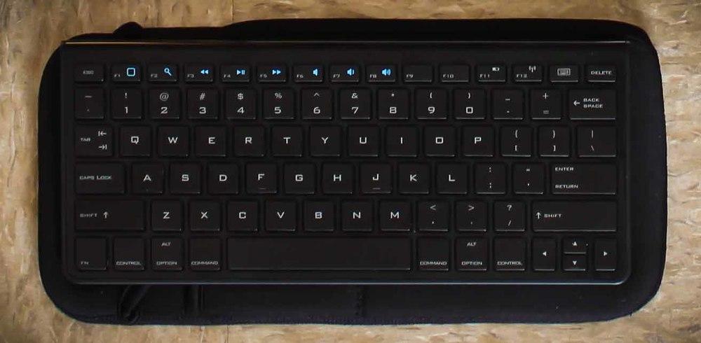 amazon basics bluetooth keyboard