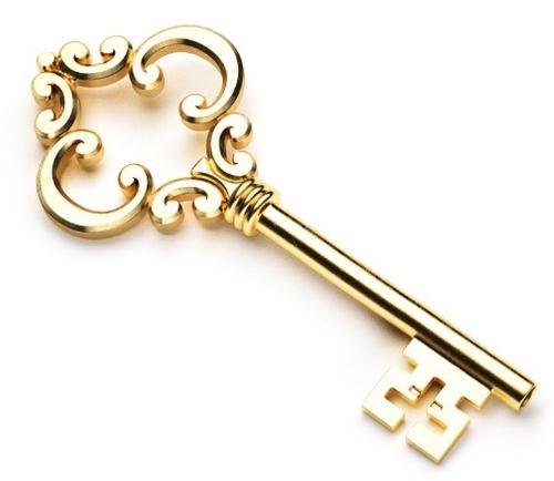 guldnyckel