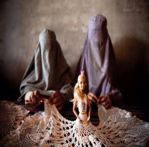 muslimska kvinnor