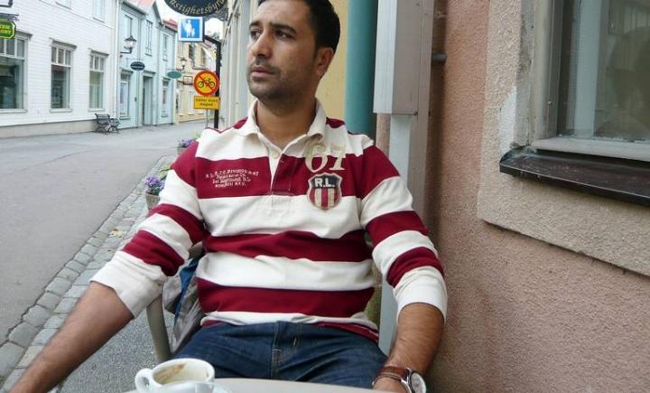 Den 'svenske' terroristen from Algeriet