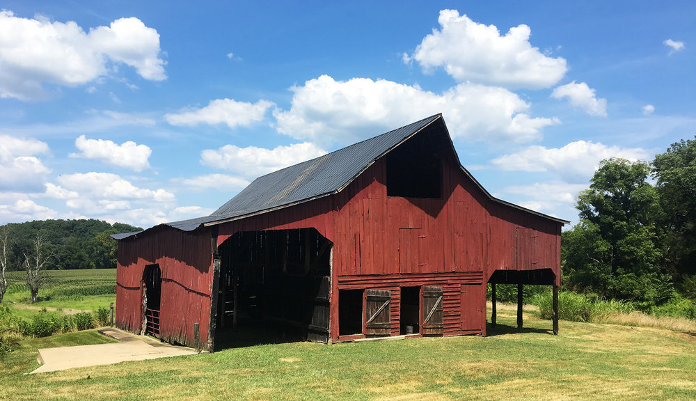 EXISTING BARN