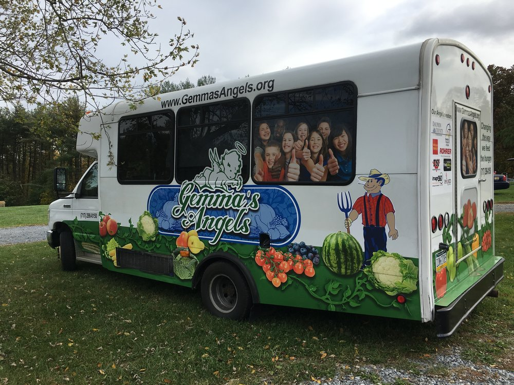We'll use the Mobile Farmer's Market for the All-Kids Farmer's Market