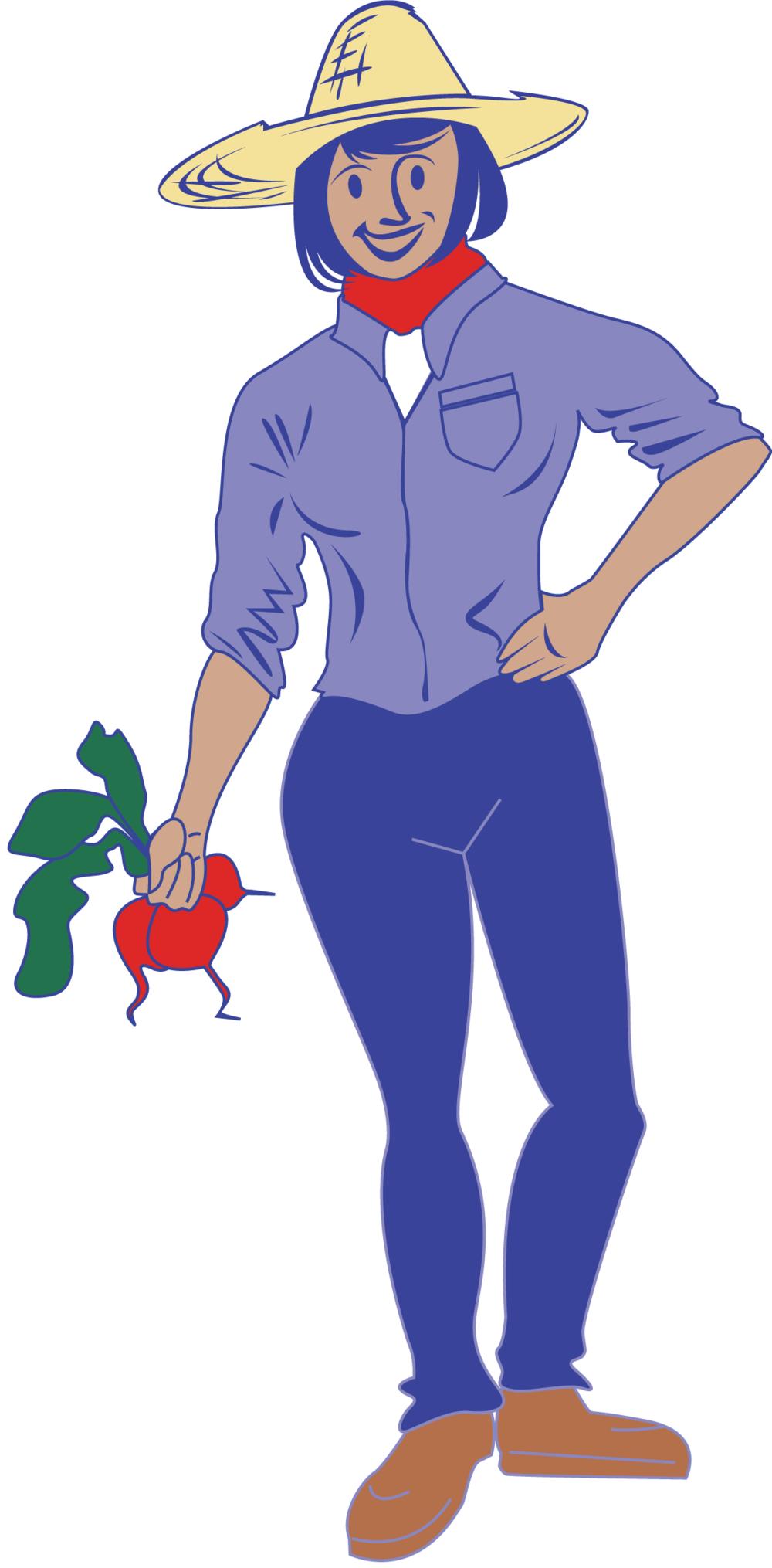 Farmer Andrea