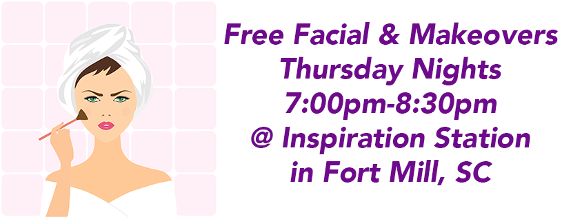 Contact me today to reserve your seat for a free facial and pampering session!! Bring a friend and receive a free gift!! :)