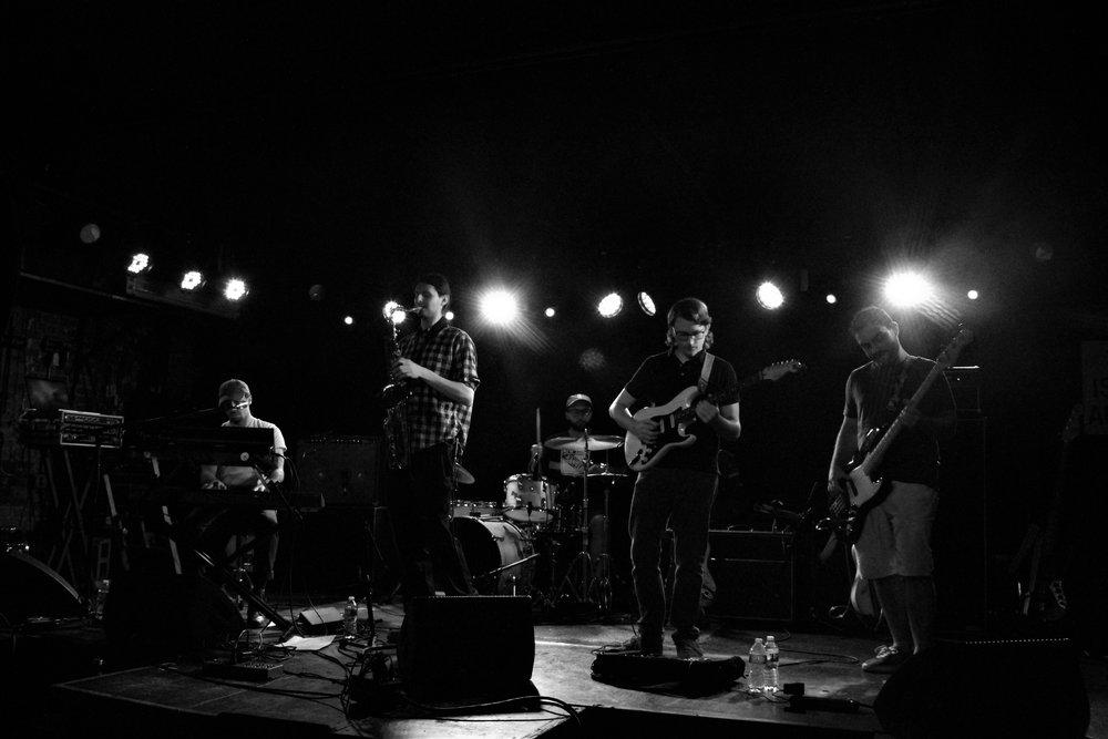 @ Mercury Lounge 8/08/2017