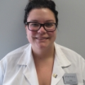 "Stephanie Ane,  Registered Pharmacy Technician   Stephanie is a graduate of Niagara College    ""Unparalleled service, we're so lucky to have her"""