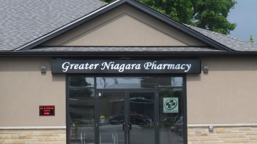 On Portage - Directly Across from the Greater Niagara General Hospital