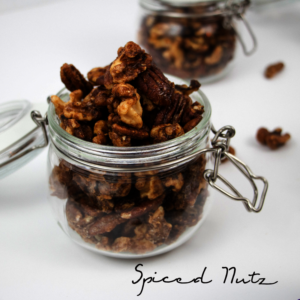 Spiced Nutz