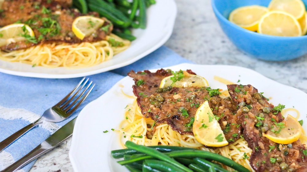 Veal Piccata 1